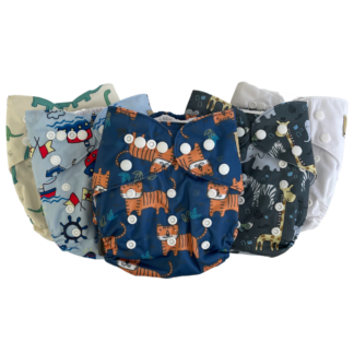 Nappies for Boys