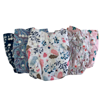 Nappies for Girls
